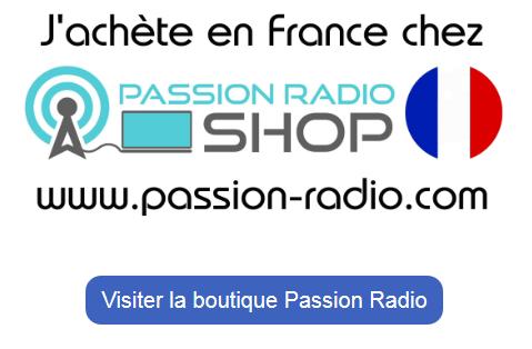 Passion Radio Shop magasin yaesu en France